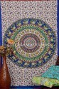 Indian Lord Buddha Tapestry Wall Hanging