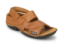 Red Chief Tan Low Ankle Slip On Sandal Rc0247, Size: 9