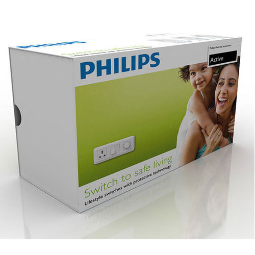 6 A Philips Modular Switch