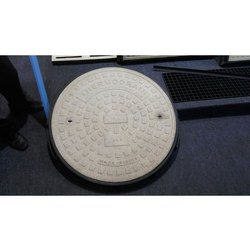 600 mm Diameter FRP Manhole Cover
