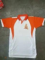 Honeycomb Polyester Custom Ganesh T-Shirts