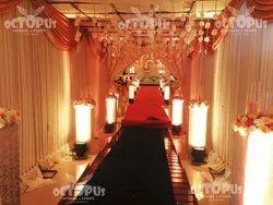 Entrance Pathway Decorations Service