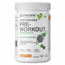 Pre-Workout Tangy Orange 360 gm