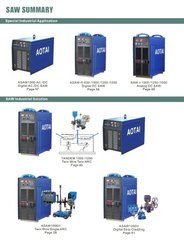 Aotai - Saw(Sub Merged Arc Welding Machine), Automatic Grade: Automatic