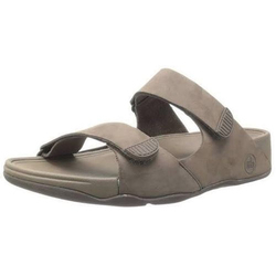Vithariya Men Casual PU Slipper, Size: 6-10