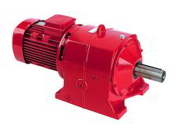 Helical Geared Brake Motors