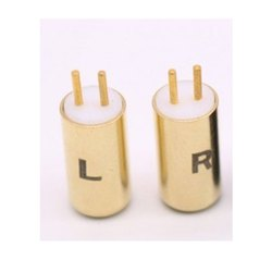 Brass Mmcx Connector, Packaging Type: Packet