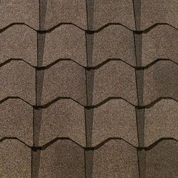 Monticello Brown Designer Shingle