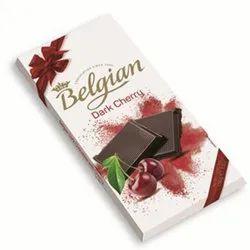 Belgian Dark Cherry Chocolate