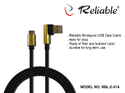 Reliable Mobile Data Cable E-014