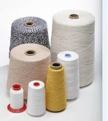 White Mercot Mercerised Cotton RFD Threads