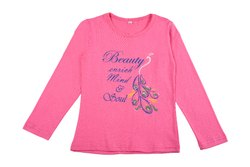 Girl Casual Wear Girls Full Sleeve T-Shirts