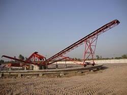 Industrial Sand Screening Plant