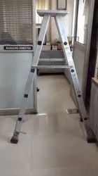 Self Supporting H.D Folding Ladders (W.S)