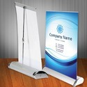 Table Top Roll Up Standee