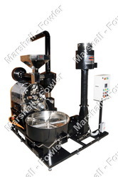 Coffee Roaster 15 Kg per batch