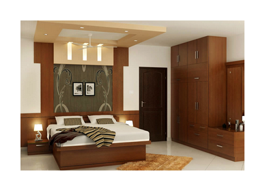 Residencial Interior Design Bedroom Design Contemporary