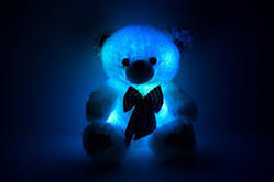 LED Light Teddy Pillow Plush Toy
