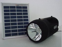 YK007 with Solar Charging LED Searchlight