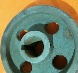 Machining Components On VMC