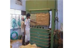 28 HP Coir Fiber Baling Press Machine