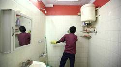 On Call Basis Washroom Cleaning Service bathroom cleaning service, 9 Am To 7 Pm