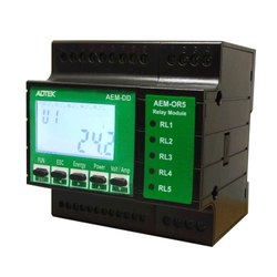 Multi-channel DC Energy Meter AEM-DD