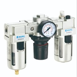 Pneumatic Regulator Lubricator Unit