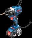 Bosch Cordless Impact Drivers Ec Gdr 18 V-ec (4.0ah), 0 - 2800 Rpm