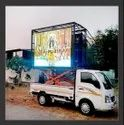 Waterproof P6 Outdoor Mobile Truck Advertising LED Display