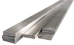 Silver Steel Flat Bars