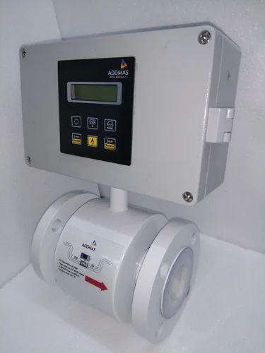 Flameproof Type Electromagnetic Flow Meter