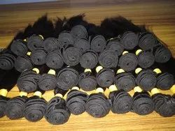 100% Virgin Indian Human Machine Double Weft Hair Hair King Review