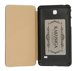 Kaku Flip Cover For Samsung Tab 4 (7.0) /T230/T231