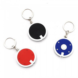 Torch Round Shape Key Chain