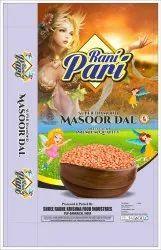 BOPP Masoor Dall  Bags