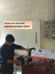 Epoxy & PU Grouting Machine Repair