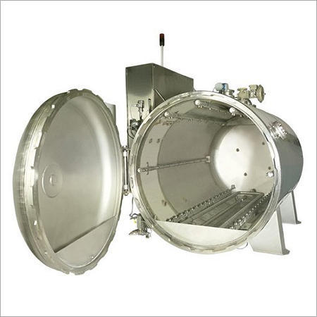 Autoclave Machine For Pharmaceutical Industries