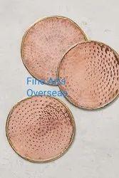 Copper Tea Coaster