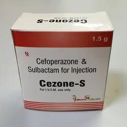 Cefoprazone & Salbactum for Injection