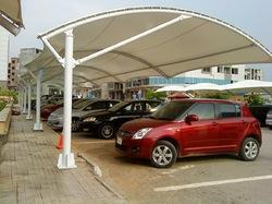 MS Tensile Car Parking
