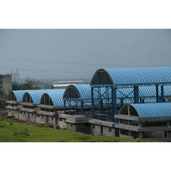 Trussless Roof Manufacturers Suppliers Amp Traders