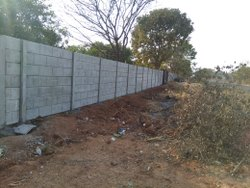 Precast Concrete Boundary Walls