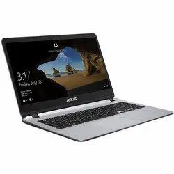 7th Gen Intel Core I3-7020u Grey X507UA-EJ838T Asus Vivobook Laptop, 8gb, Screen Size: 15.6 Inch