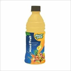 Bottle Mixed Fruit Refreshing Drink, Packaging Size: 500 ml