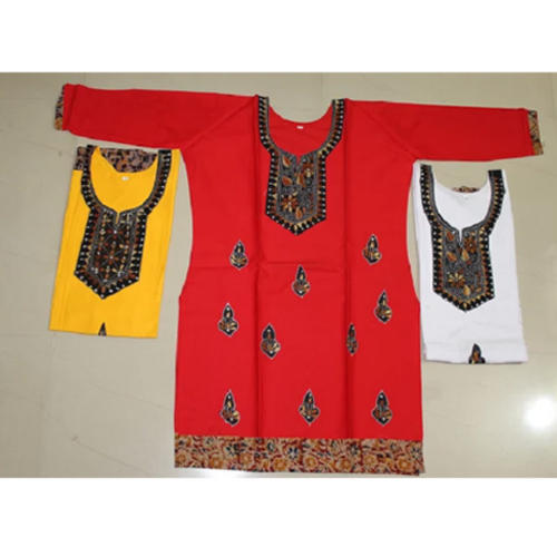 XL Cotton Ladies Fancy Kurti