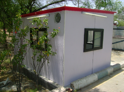 Needhi FRP Security Cabin