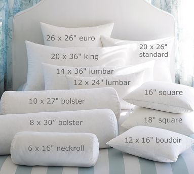 Custom Size OEM Pillow Insert Takiye तकिया Sri Kalyan Extraordinary 10 X 20 Pillow Insert