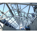 Steel Structure for Plants