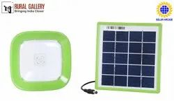 Solar Study Light Green